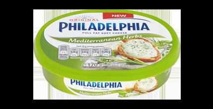 Philadelphia Original Mediterranean Herbs