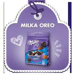 Milka Choco-Mix Oreo