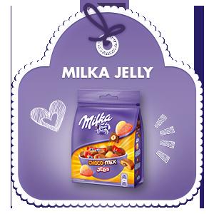 Milka Choco-Mix Jelly