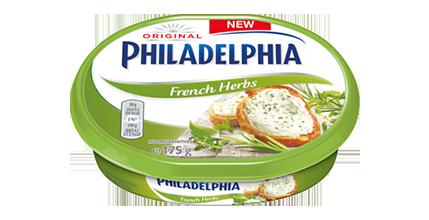 Philadelphia French Herbs 175g