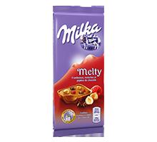 Milka Melty Framboise