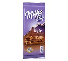 MILKA TRIPLE CHOCOLAT