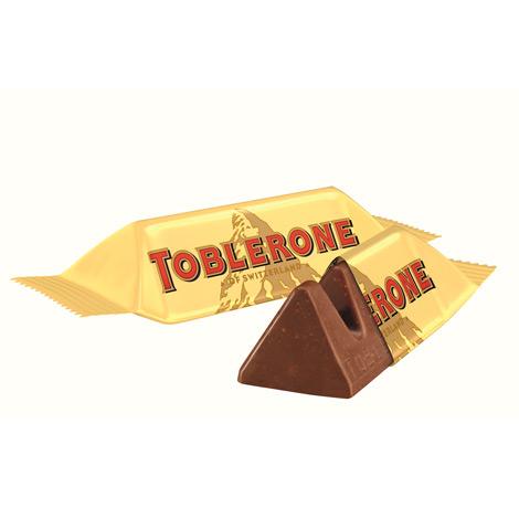 Biscuits - Gateaux - Toblerone lait mini barre 8g « Vrac » Alt Mondelez Pro