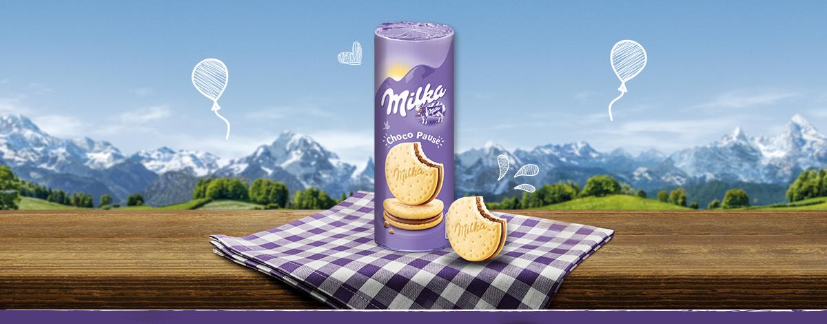 Milka Choco Pause