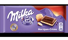 Milka Marzipan-Crème