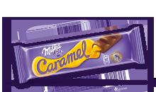 MILKA CARAMEL 45 g