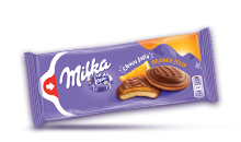 MILKA CHOCO JAFFA ORANGE JELLY 147 g