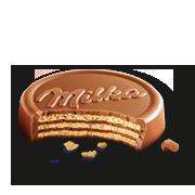MILKA CHOCO WAFER 30 g