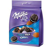Milka Choco Mix Oreo
