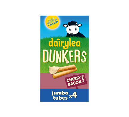 Dunkers Cheesy Bacon