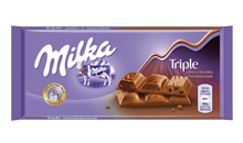 Milka Triple Chocolate
