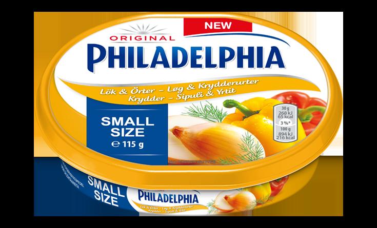 Philadelphia Sipuli & Yrtit 115g
