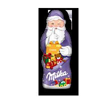 Milka Weihnachtsmann Confetti 100g