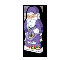 Milka Naps Weihnachtsmann 115g