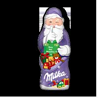 Milka Weihnachtsmann Nuss 100g