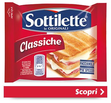 Sottilette<sup>®</sup> Classiche