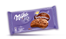 MILKA SENSATIONS SOFT INSIDE CHOCO 156g