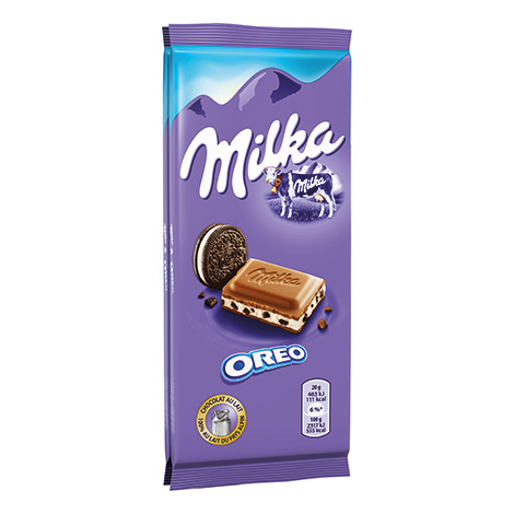 Chocolat - Milka Oreo 2x100g Alt Mondelez Pro
