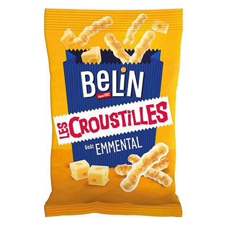 Biscuits - Gateaux - Belin Croustilles fromage pocket 35g  Alt Mondelez Pro