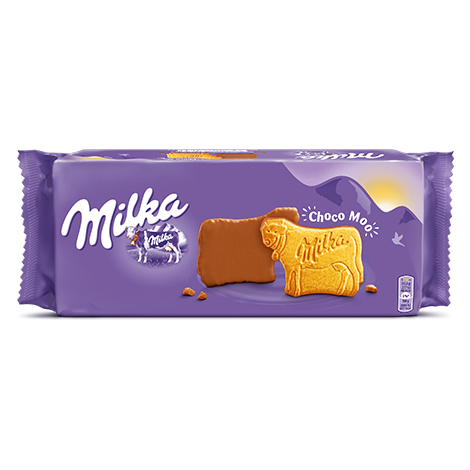 Biscuits - Gateaux - Milka choco Moo Alt Mondelez Pro