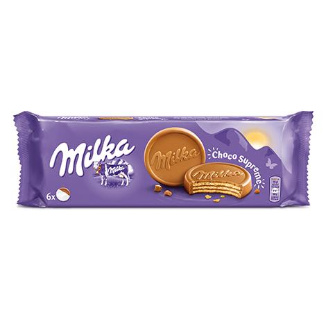 Biscuits - Gateaux - Milka Choco Suprême Alt Mondelez Pro