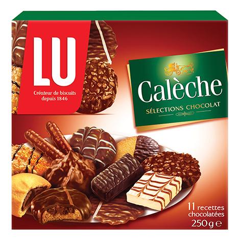 Biscuits - Gateaux - Calèche 250g Alt Mondelez Pro