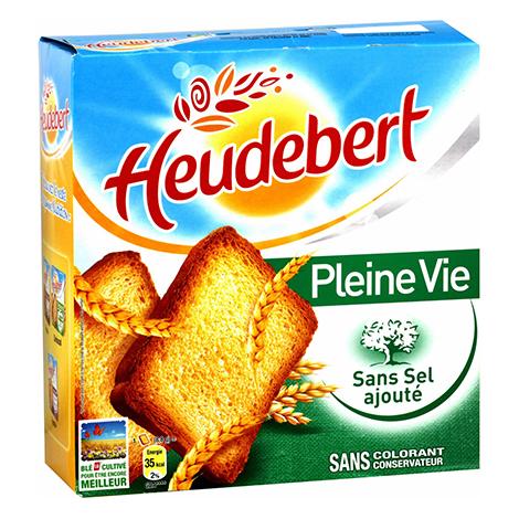biscuits gateaux Heudebert pleine vie sans sel Alt Mondelez Pro