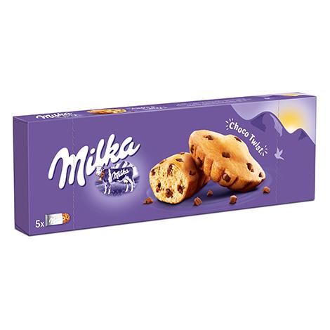 Biscuits - Gateaux - Milka Choco Twist 140g Alt Mondelez Pro