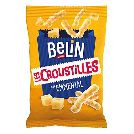 Biscuits - Gateaux - Belin Croustilles emmental 90g Alt Mondelez Pro