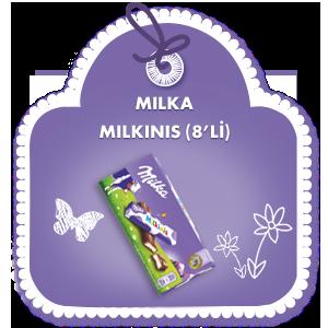 Milka Milkinis (8'Lİ)