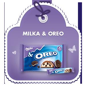 Milka & Oreo