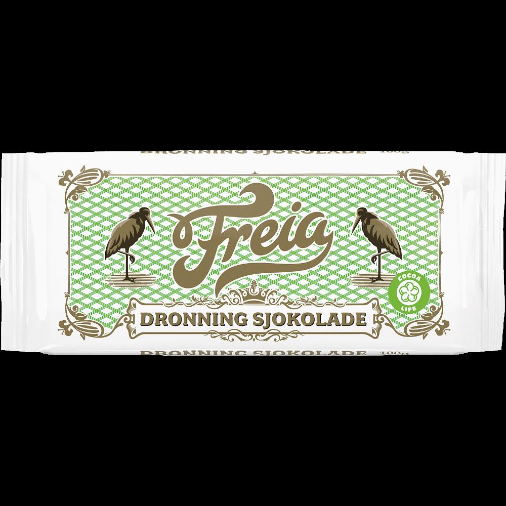 Freia Dronningsjokolade (100 g)