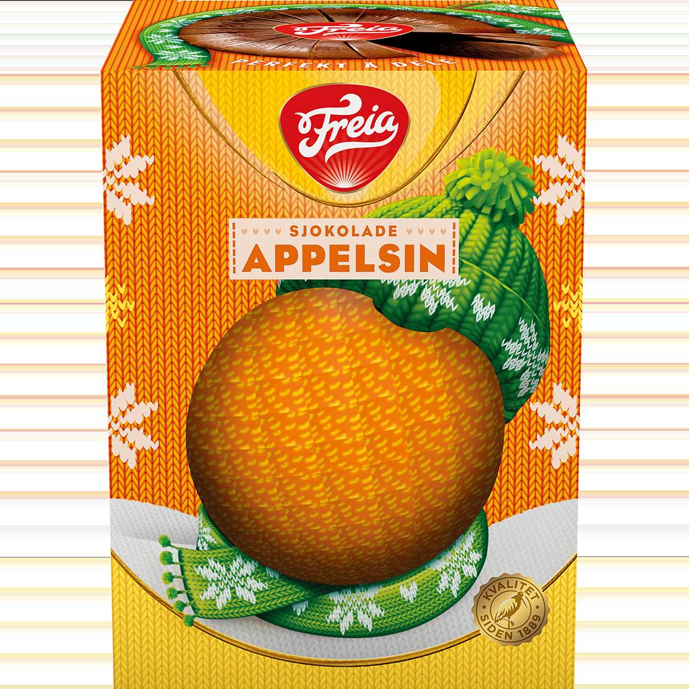 Freia Sjokolade Appelsin (175 g)