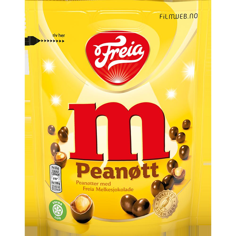 Freia M Peanøtt (200 g)
