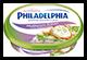 Philadelphia Mediterrane Kräuter Doppelrahmstufe