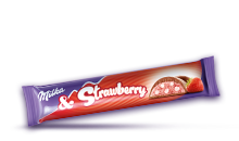 MILKA & STRAWBERRY 36.5 g