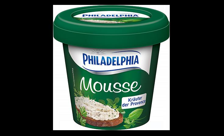 Philadelphia Mousse Kräuter der Provence