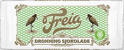 Freia Dronning sjokolade