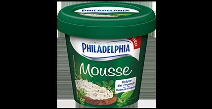 Philadelphia Mousse aux herbes de Provence