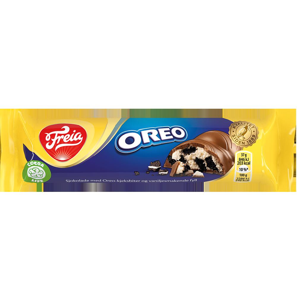 Freia Oreo sjokoladebar (37 g)