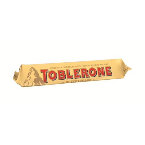 Chocolat - Toblerone Lait 35g Alt Mondelez Pro