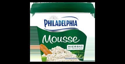 Philadelphia Mousse Hierbas de Provenza