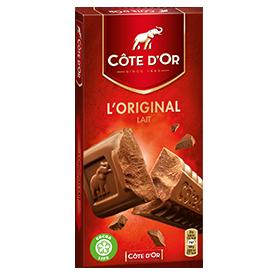L'ORIGINAL Lait 2x200g