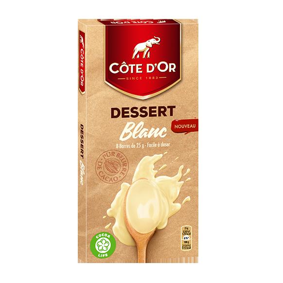 DESSERT Blanc
