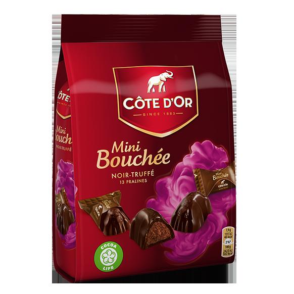 MINI BOUCHÉES Noir Truffé