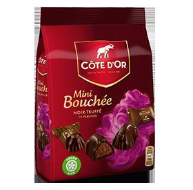 MINI BOUCHEES Noir-Truffé 158g