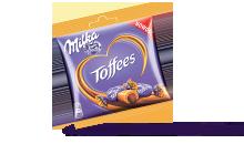 MILKA TOFFEES 72 g