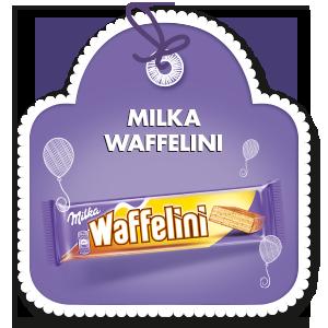 MILKA WAFFELINI 31 g