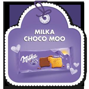 MILKA CHOCO MOO 120 g