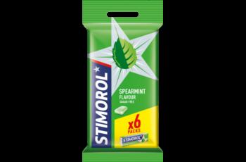 Stimorol Foil Strong Spearmint